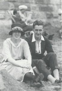 Edwin Derek and Kathleen Lovegrove