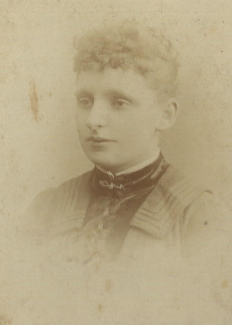 Elizabeth Foster while in service in Worksop